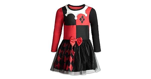 Amazon.com: Warner Bros. Harley Quinn - Disfraz de bebé para ...