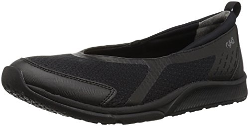 Image of Ryka Women's Finesse Walking Shoe, Black, 7 M US