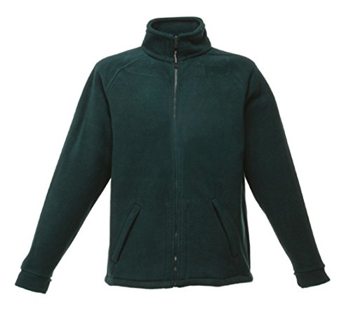 RG500 Sigma Heavyweight Fleece Jacket Herren Fleecejacke, Farbe:Bottle Green;Größen:XXL
