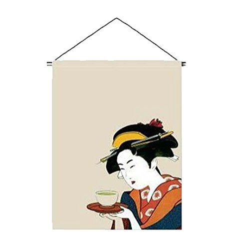 DRAGON SONIC 18'' Waterproof Japanese-style Flags Banners Versatile Sushi Restaurant Decor,A3 by DRAGON SONIC