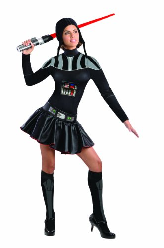 Star Wars Secret Wishes Female Darth Vader Costume