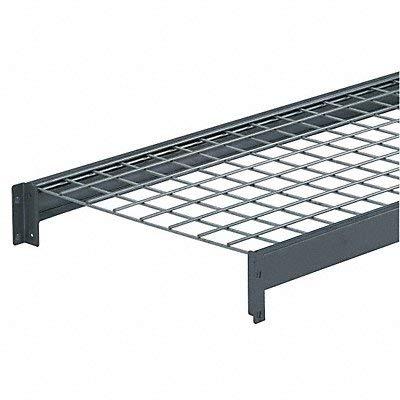 Edsal Extra Shelf Level For Bulk Racks With Welded Upright Frames - Wire Decking - -