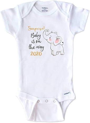Cartoon Panda New Parents Top Baby Bodysuit