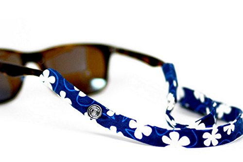 CottonSnaps Sunglasses Straps Blue Lucky - Straps Pulitzer Lilly Sunglass