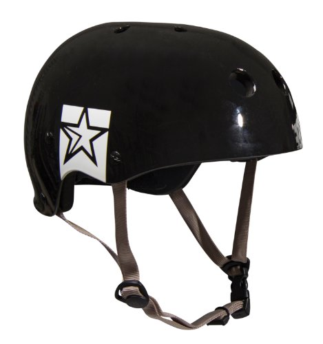 Jobe Erwachsene Helm Slam Wake Helmet,370014003,  Schwarz, Gr. L