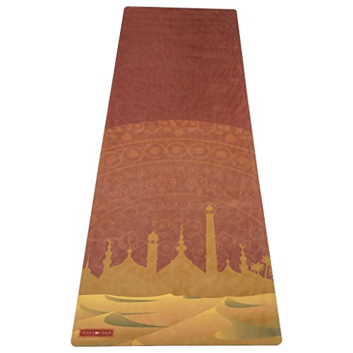 Peace Yoga Microfiber Top Hot product image