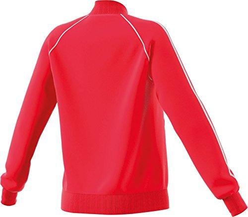 adidas Donna TT Felpa SST rosso TpxwTarRq