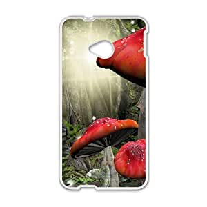 C-U-N7102568 Phone Back Case Customized Art Print Design Hard Shell Protection HTC One M7