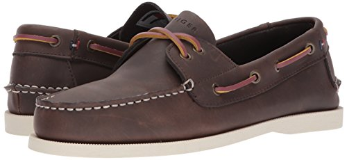Tommy Hilfiger Men's Bowman Boat shoe,Coffe Bean,11 M US by Tommy Hilfiger (Image #6)