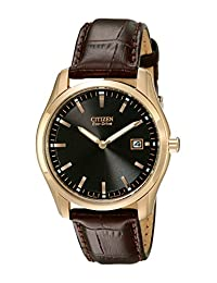 Citizen Men's AU1043-00E Strap Eco-Drive Watch