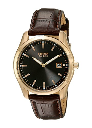 Citizen Men's Eco-Drive Stainless Steel Watch, AU1043-00E
