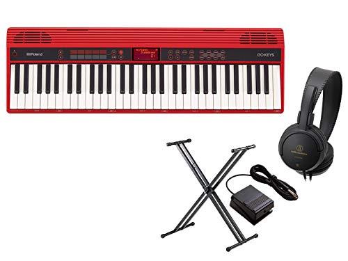 Roland(ローランド) エントリーキーボード GO:KEYS [GO-61K] ホームセット   B07923S8PZ