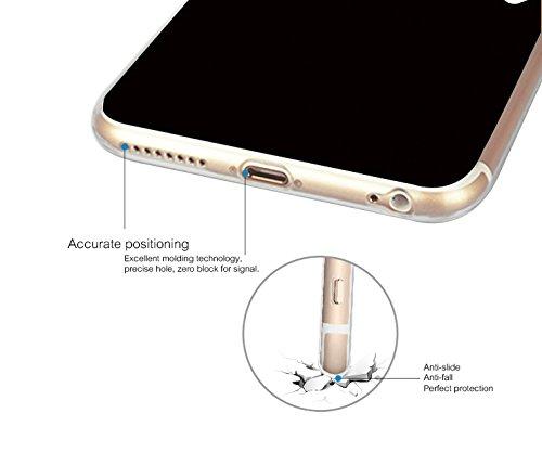 iPhone 5/6/6étui pour meilleur ami ou lover-ttott roi et REINE élégant Résistant aux rayures et aux chocs Coque arrière de protection, un pour iPhone 5/5S/5Se gauche et droite pour un 6/6S, Left:iPho
