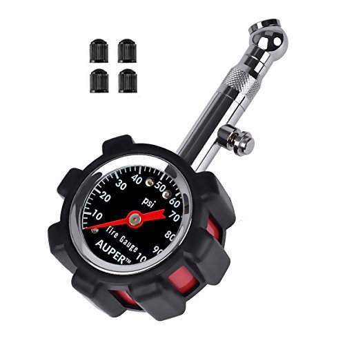 auper-high-accuracy-tire-pressure-gauge-black-100-psi-4-free-valve-caps