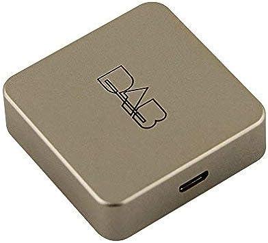 Antena de radio Docooler DAB 004 DAB, caja digital, sintonizador FM, USB para radio de coche Android 5.1 y superior ...