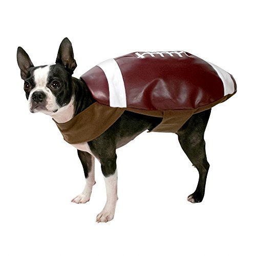 Best Furry Friends Football Dog Costume-Small to Medium Breed