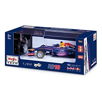 Maisto R/C 1:24 2014 High Performance Infiniti Red Bull Racing RB10 Radio Control Vehicle (Styles May Vary)