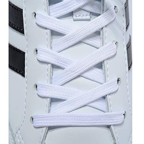 Wide Shoelaces Flat Shoe Laces