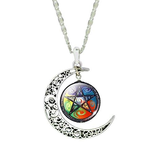 jiayiqi-women-lucky-pentacle-charms-necklace-crescent-moon-pendant-glass-gem-necklace