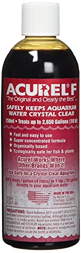 Acurel Water Clarifier Aquarium