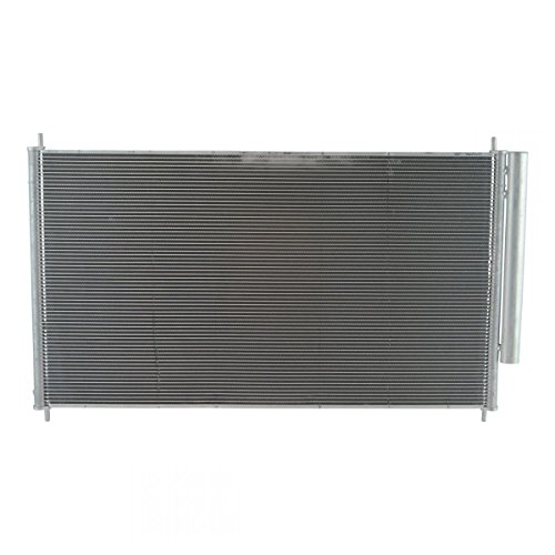AC Condenser A/C Air Conditioning with Receiver Drier for 05-10 Honda Odyssey ()
