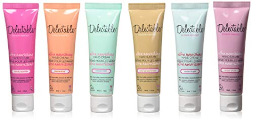 Delectable by Cake Beauty Dream Ultra Nourishing Hand Cream Collection