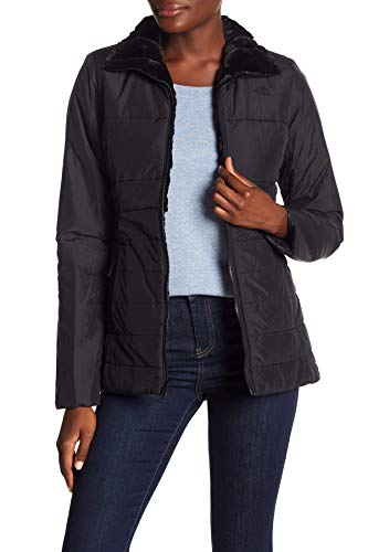 - The North Face Women's Harway Reversible Puffer Coat Black XS
