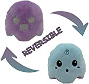TeeTurtle | Reversible | Cute Mini Plushies | Ghost | Glow in The Dark | Squish Often - Cuddle Daily | Show Yo