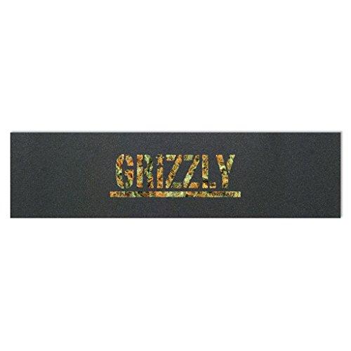 グリズリー (GRIZZLY) T-Puds Grip LEAF スケボー デッキテープ グリップテープ スケートボード