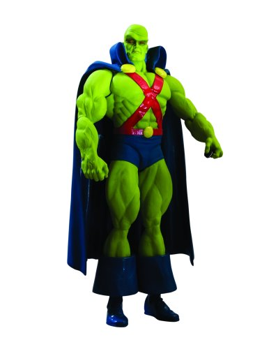 (DC Comics Justice League International: Series 2 Martian Manhunter Action Figure)