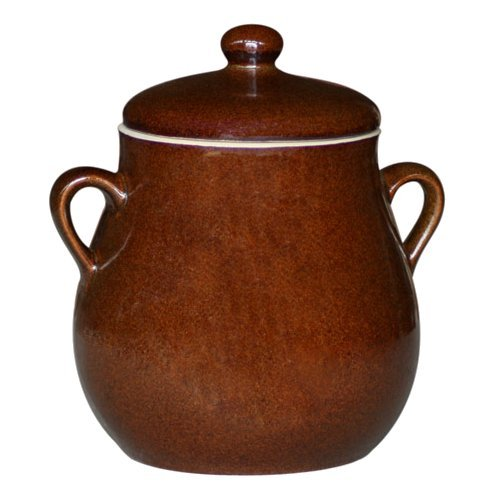 Original K&K Rumtopf 3,0 Liter - Form 3 / Mehrzwecktopf / Keramiktopf