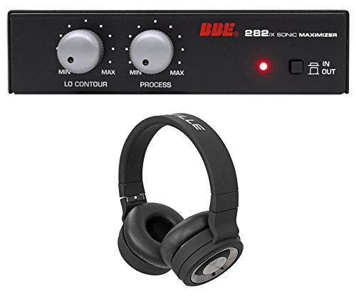 BBE 282IX Desktop Sonic Maximizer w/XLR Inputs/Outputs+Free Wireless Headphones