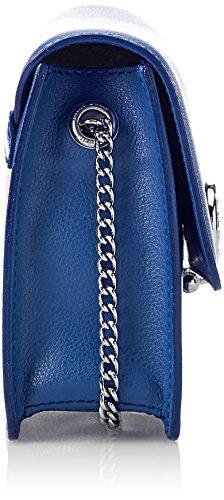 Piero Guidi 217381082 - Bolsos bandolera Mujer Azul (Notte Scura)