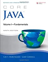 Core Java Volume I: Fundamentals (9th Edition) Front Cover