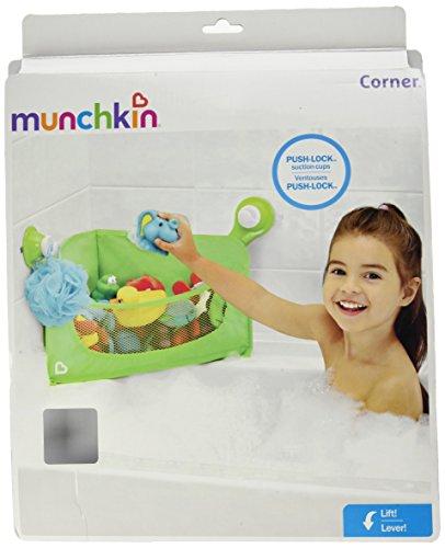 Munchkin Corner Bath Toy Basket (colors vary) by Munchkin (Image #2)