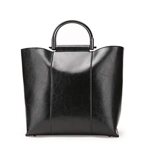 à Black Shopping Sac Voyage De Sac Dames à Bandoulière Main q17XzpX