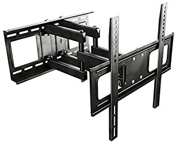 Ricoo Support Tv Mural Orientable Inclinable S1544 Meuble De