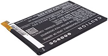 Battery Replacement for BLU D750L D750U Studio X Record