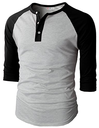 h2h-mens-casual-slim-fit-raglan-baseball-three-quarter-sleeve-henley-premium-t-shirts-black-us-m-asi