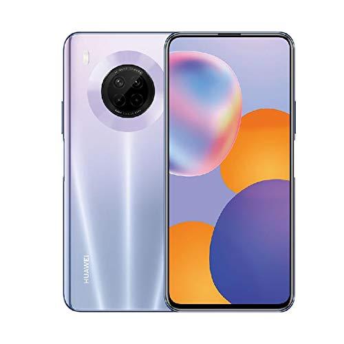 "HUAWEI Y9a Smartphone, Dual SIM, 128 GB ROM, 8 GB RAM, 4200 mAh, 6.63"" Display - Space Silver"