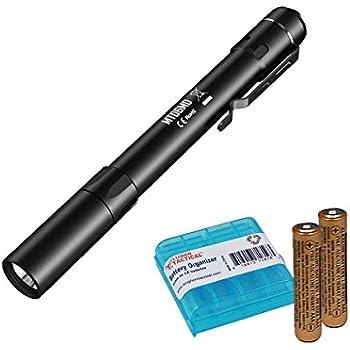 Nitecore MT06MD 180 Lumen Nichia LED Medical Penlight ...