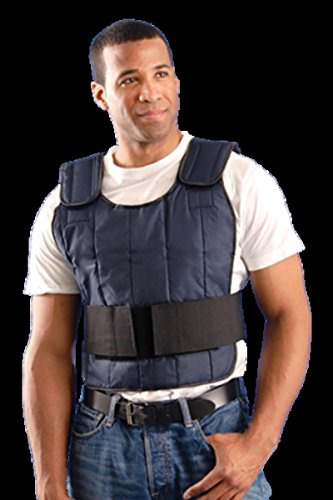 (Miracool Value Nylon Cooling Vest with Phase Change Inserts)