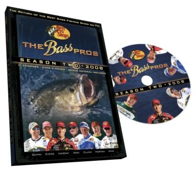 The Bass Pros - Season 2 - 2008'' Fishing Video - DVD ()