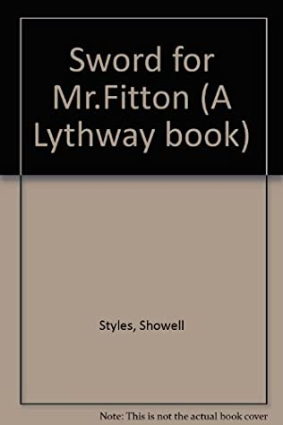 book cover of Sword for Mr. Fitton