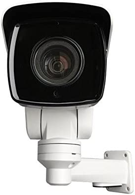 New 4MP 10x Optical Zoom Mini PTZ Outdoor IP Camera POE IR H.265 IP66 Audio Alarm I O Port HD TF Card Slot Contains Bracket