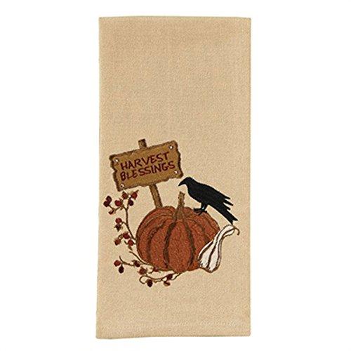 Harvest Blessings Pumpkin - 9