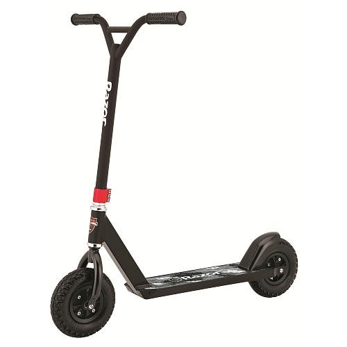 Razor Black Label Pro Dirt Scoot Off-Road Kick Scooter - Black | 13018119