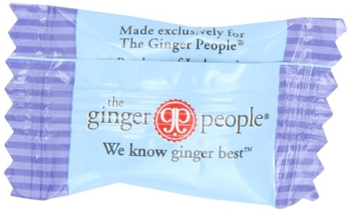 The Ginger People Gin Gins Super Strength Ginger Caramel Candy, 11-Pound Bag by The Ginger People (Image #3)