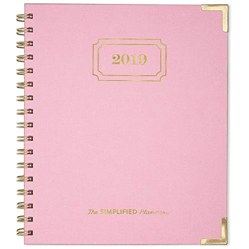 Emily Ley 2019 Weekly & Monthly Planner, The Simplified Planner, 7