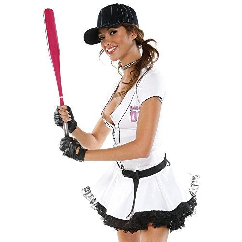 Fantasy League - Women's Sexy Baseball Player
